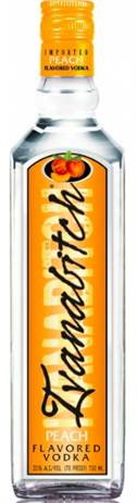 Ivanabitch Vodka Peach